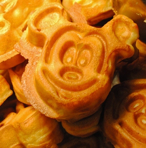 biscoitos disney