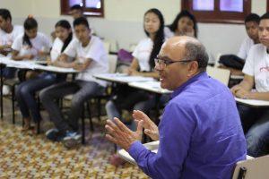 Francisco Gonçalves, secretário de Direitos Humanos e Participação Popular- MA